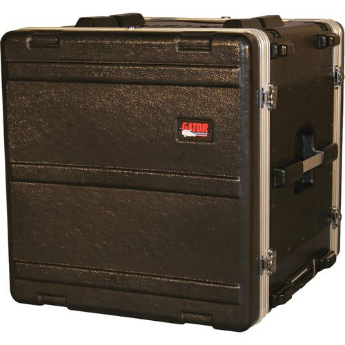 Gator Cases GRR-10PL-US Powered Roller Rack Case GRR-10PL-US