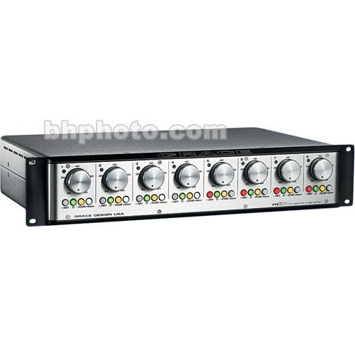 Grace Design  m801 Microphone Preamp AM801