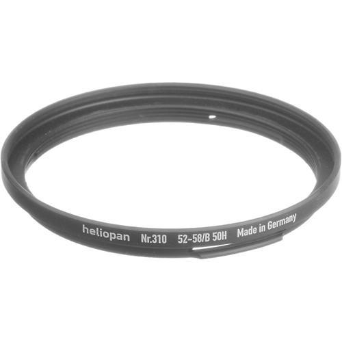 Heliopan  Bay 50-58mm Step-up Ring #901 700310
