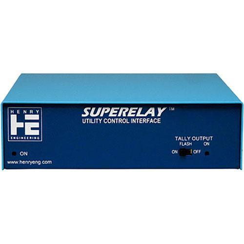 Henry Engineering Superelay Utility Control Interface SR