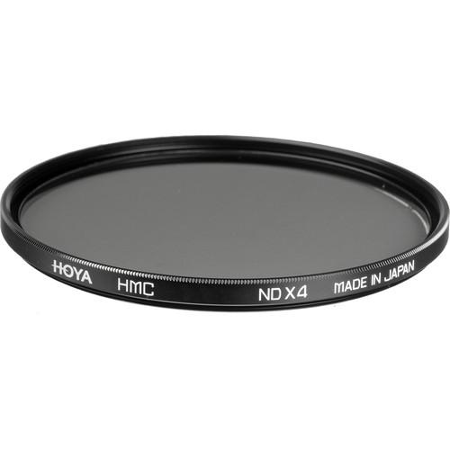 Hoya 55mm Neutral Density (NDX4) 0.6 Filter A-55ND4X-GB