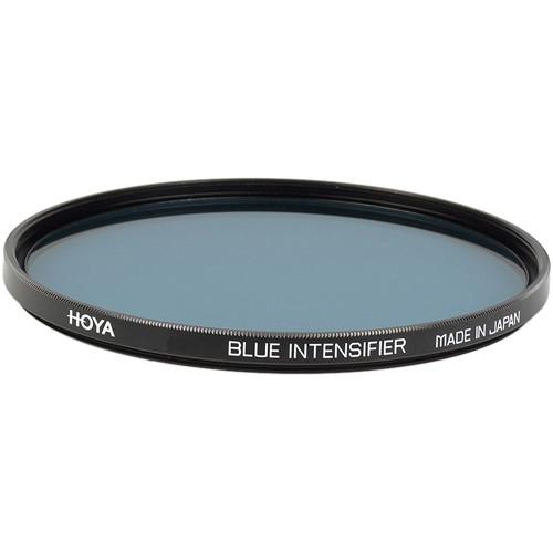 Hoya 77mm Blue Intensifier Glass Filter S-77BLINT