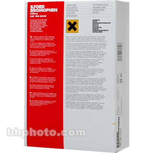Ilford Bromophen Developer (Powder, Makes 5 Liters) 1960549