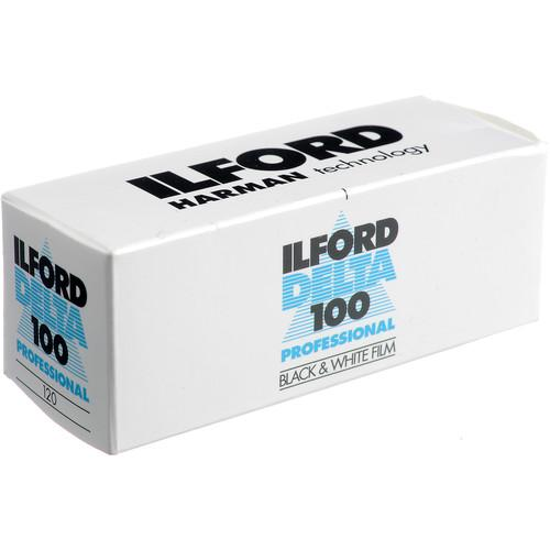 Ilford Delta 100 Professional Black and White Negative 1743399