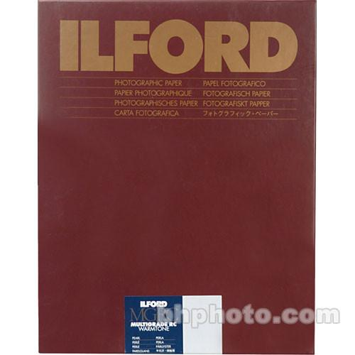 Ilford Multigrade Warmtone Resin Coated Paper 1902523