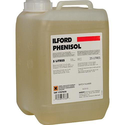 Ilford Phenisol X-Ray Developer - To Make 5 Liters 1757635