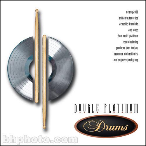 ILIO Sample CD: Double Platinum Drums (Akai) DPD-AK
