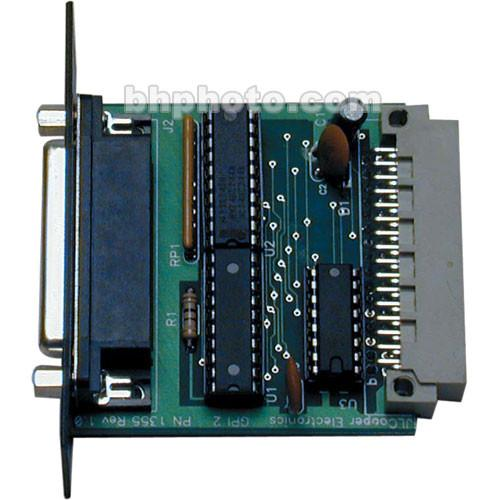 JLCooper  920355 GPI Interface Card 920355