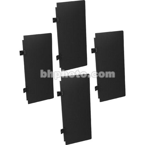 Kino Flo 4 Leaf Barndoor Set for Parabeam 400 BRD-P4