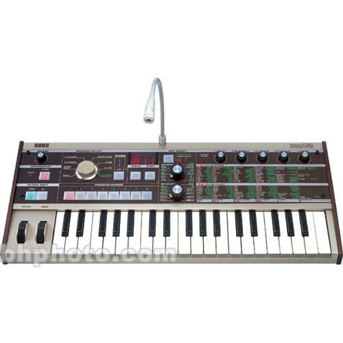 Korg microKORG 37-Key Synthesizer and Vocoder MICROKORG