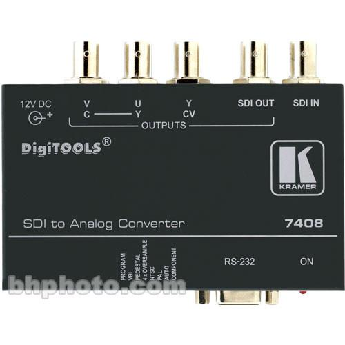 Kramer  7408 SDI to Analog Converter 7408