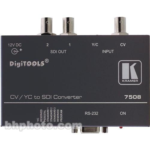 Kramer  7508 Analog to SDI Converter 7508