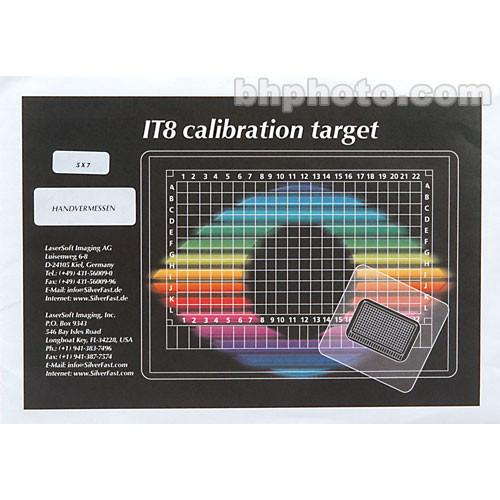 LaserSoft Imaging Reflective IT8 16x21cm Calibration LA1116