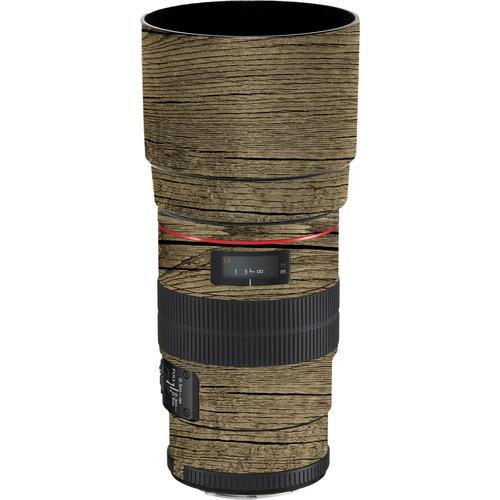 LensSkins Lens Wrap for Canon 100mm f/2.8L IS LS-C10028MSWO