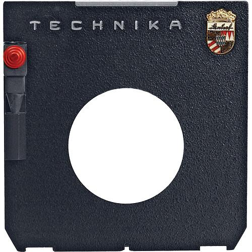 Linhof Flat Lensboard with Quicksocket for #1 Compur 001126