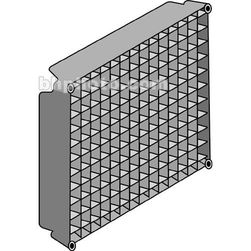 Lowel 50 Degree Egg Crate for Rifa eX 44 LC-44EC/50