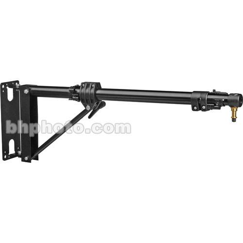 Manfrotto  098SHB Short Wall Boom - Black 098SHB
