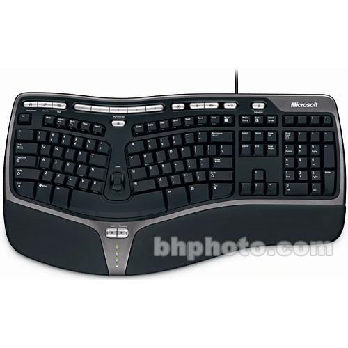 Microsoft Natural Ergonomic Keyboard 4000 - USB B2M-00012