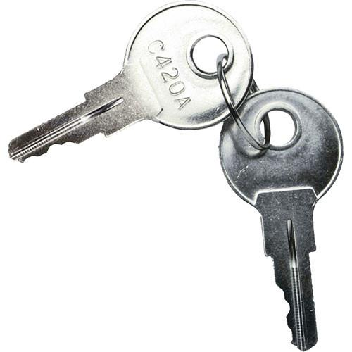 Middle Atlantic  ACC-KEY Replacement Keys ACC-KEY