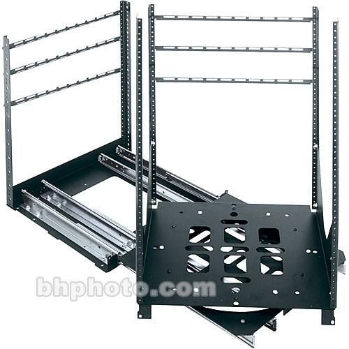 Middle Atlantic Sliding Rotating Rack System SRSR-4-24