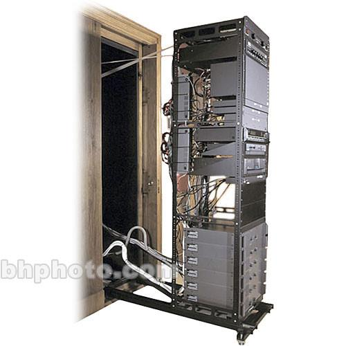 Middle Atlantic Steel Rack System Millwork In-Wall SAX-18