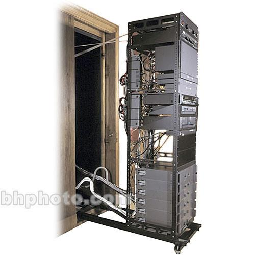 Middle Atlantic Steel Rack System Millwork In-Wall SAX-34