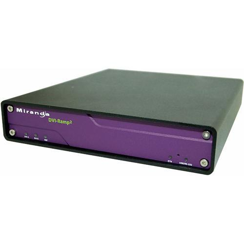 Miranda DVI-RAMP2 DVI to HD/SDI Video Interface DVI-RAMP2