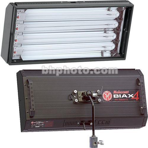 Mole-Richardson Biax-4 Omni Fluorescent Fixture, Local, DMX