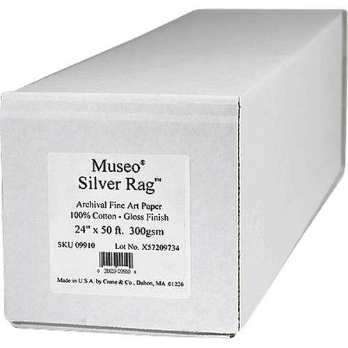 Museo Silver Rag Paper - 8.5x11