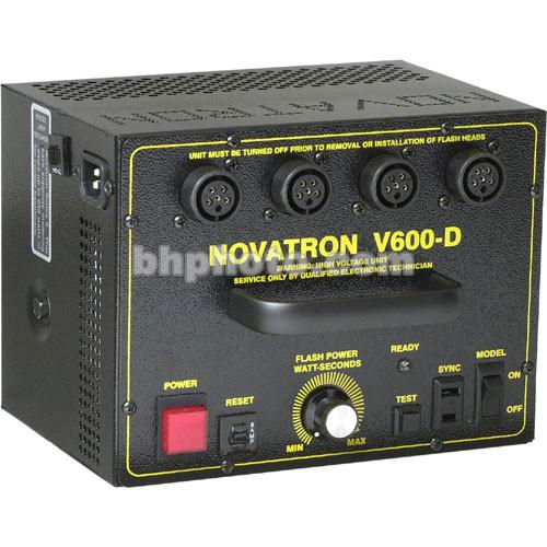 Novatron  600 W/S Power Pack NV600D