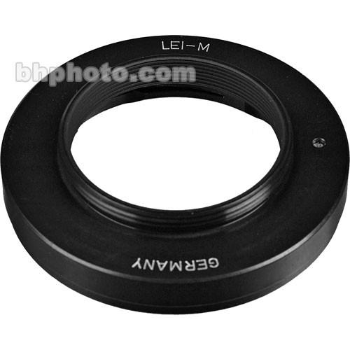 Novoflex Leica M to 39mm Leica Adapter for 35mm Lens LEI-M