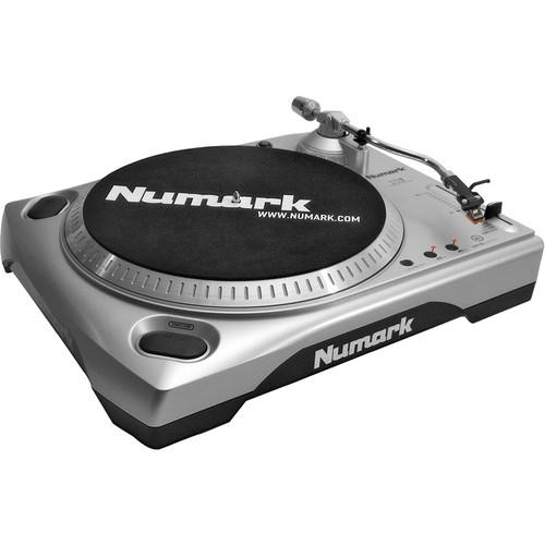 Numark TTUSB - Belt-drive Battle and Club Turntable TTUSB1