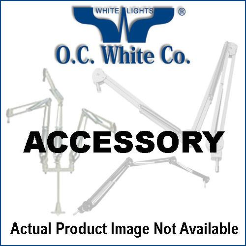 O.C. White  Microphone Arm Cap 13081