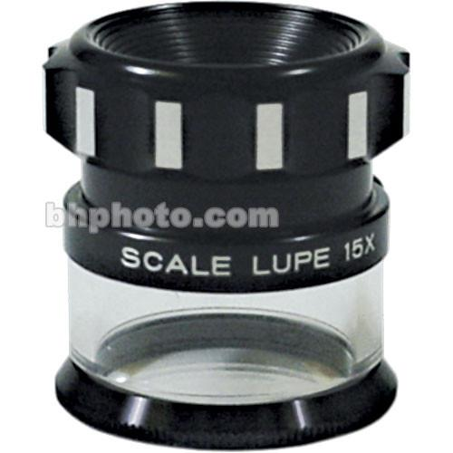 Peak #2016 Scale Loupe 15x with One Scale 1302016