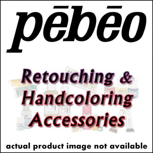 Pebeo Red Quick-Dry Masking Varnish - 45ml 102780007
