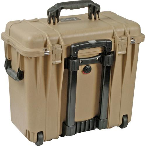 Pelican 1440NF Top Loader Case (Desert Tan) 1440-001-190