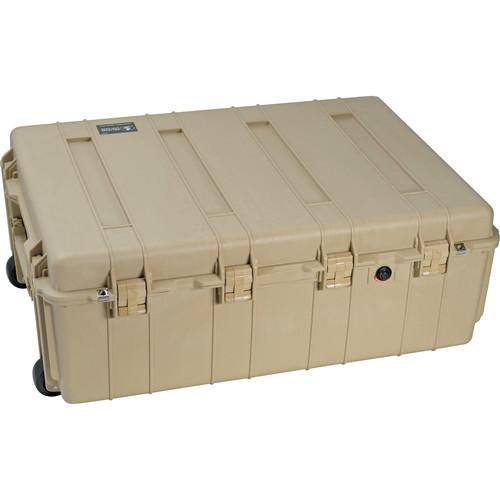 Pelican 1730NF Transport Case without Foam 1730-001-190