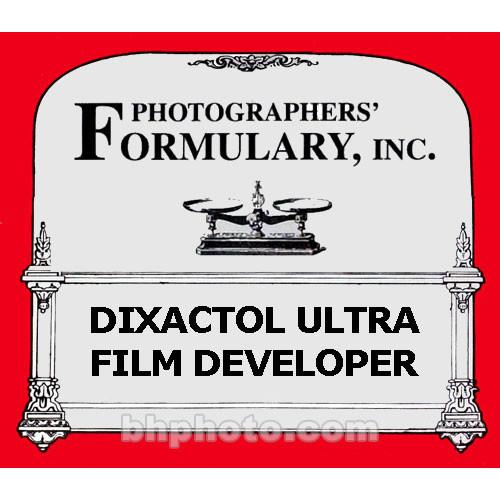 Photographers' Formulary DiXactol Ultra Film Developer 01-5035