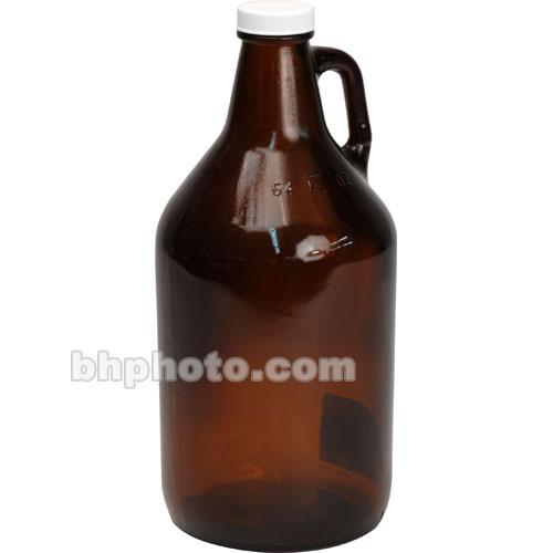 Photographers' Formulary Glass Storage Jug, Amber 50-1230