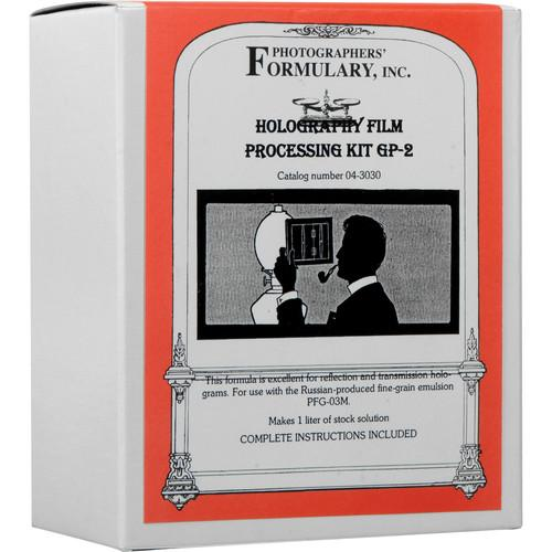 Photographers' Formulary GP-2 Holography Processing Kit 04-3030