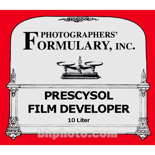 Photographers' Formulary Prescysol Film Developer - 01-5010