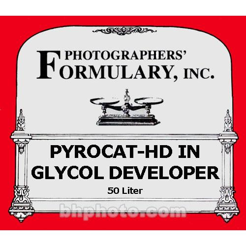 Photographers' Formulary PyroCat-HD Film Developer - 01-5093