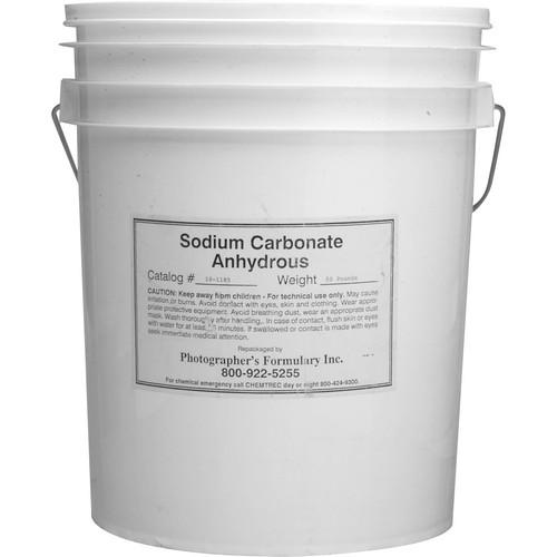 Photographers' Formulary Sodium Carbonate, 10-1185 50LB
