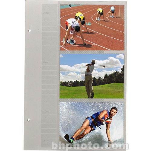 Pioneer Photo Albums 46BPR Refill Pages for the BP-200 and 46BPR