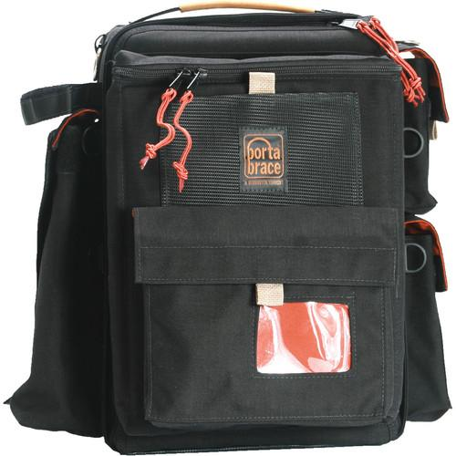 Porta Brace BK-1NR Backpack (Black with Copper String) BK-1NR