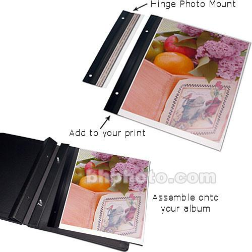 Print File Hinged Photo Mount - 11