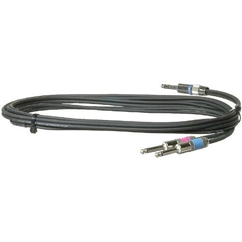 Pro Co Sound Insert Y-Cable 1/4