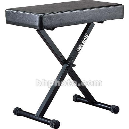 QuikLok BX-14 Height Adjustable Large Keyboard Bench BX-14