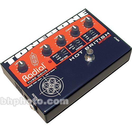 Radial Engineering Tonebone Hot British Distortion R800 7020
