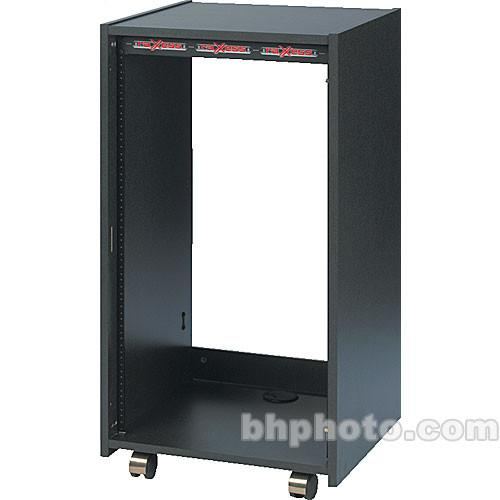 Raxxess Elite Rack, Model ERK-08-20B Ebony ERK-8-20B